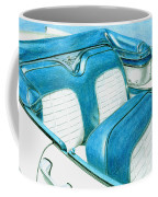 1956 Ford Fairlane Convertible 1 Coffee Mug