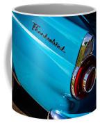 1956 Ford Thunderbird 2 Coffee Mug