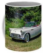 1956 Ford Thunderbird Coffee Mug