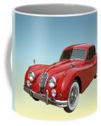 1956 Jaguar Xk 140 Mc Coffee Mug