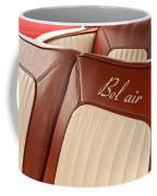 1957 Chevrolet Bel Air Seats Coffee Mug