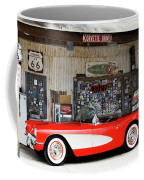 1957 Corvette Hackberry Arizona Coffee Mug