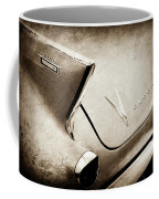 1958 Cadillac Eldorado Biarritz Taillight Emblems -0255s Coffee Mug