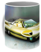 1958 Ford Automobile Coffee Mug