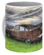 1958 Plymouth Savoy Coffee Mug