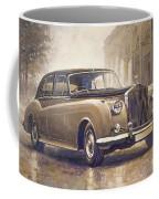 1959-62 Rolls-royce Silver Cloud II Coffee Mug