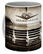 1959 Chevrolet Impala Grille Emblem -1014s Coffee Mug