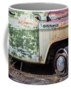 1959 Dodge D100 Sweptline Power Giant Pickup Coffee Mug