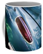 1960 Corvette Taillight Coffee Mug