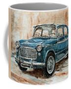 1960 Fiat 1100 103 H Coffee Mug