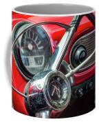 1960 Rambler Dashboard Coffee Mug
