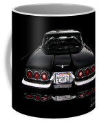1960 Thunderbird Hardtop Coupe Coffee Mug