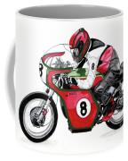 1960s Ducati Desmo Coffee Mug