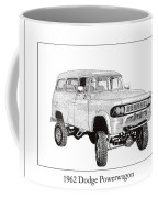 1962 Dodge Powerwagon Coffee Mug