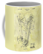 1962 Helicopter Patent Coffee Mug