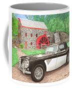 1963 Austin And Sudbury Mill Coffee Mug