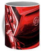 1963 Chevrolet Impala Ss Red Coffee Mug