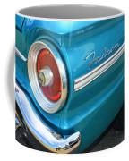 1963 Ford Falcon Tail Light And Logo Coffee Mug