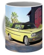 1963 Ford Galaxie 500 Xl Convertible Coffee Mug