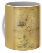 1963 Sand Wedge Patent Coffee Mug