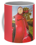 1963 Vespa 50 Coffee Mug