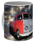 1963 Volkswagen Double Cab Truck Coffee Mug
