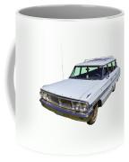 1964 Ford Galaxy Country Sedan Stationwagon Coffee Mug