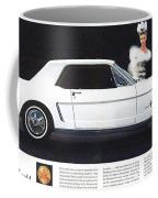 1964 Ford Mustang Muscle Coffee Mug