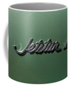 1964 Oldsmobile Jetstar Emblem Coffee Mug