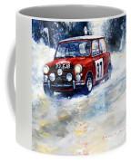 1964 Rallye Monte Carlo Mini Cooper S Hopkirk Liddon Winner Poster ...