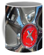 1965 Classic Ford Mustang Rim Color Coffee Mug