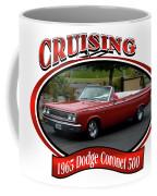1965 Dodge Coronet 500 Higgins Coffee Mug