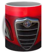 1966 Alfa Romeo Emblem Coffee Mug