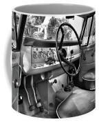 1966 International Scout Driver's Side B Coffee Mug