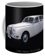 1966 Jaguar 3.8 S Type Coffee Mug