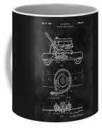 1966 Lawn Mower Patent Image Coffee Mug