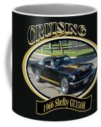 1966 Shelby Gt350h Stojan Coffee Mug