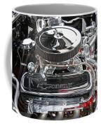 1967 Chevrolet Chevelle Ss Engine Coffee Mug