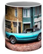 1967 Cougar Gt _hdr Coffee Mug