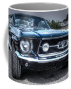 1967 Ford Mustang Coffee Mug