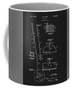 1967 Summers Golf Putter Patent Coffee Mug
