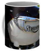 1967 Triumph Gas Tank 2 Coffee Mug
