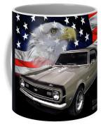 1968 Camaro Ss Tribute Coffee Mug