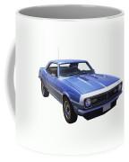 1968 Chevrolet Camaro 327 Muscle Car Coffee Mug