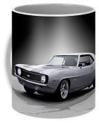 1968 Chevrolet Camaro Ss Ll Coffee Mug