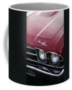 1968 Chevy Chevelle Ss Coffee Mug