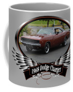 1968 Dodge Charger Grow Coffee Mug