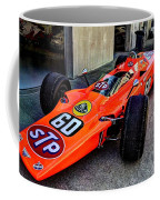 1968 Lotus 56 Turbine Indy Car #60 Angle Coffee Mug