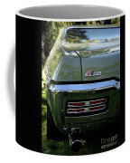 1968 Pontiac Gto Coffee Mug