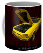 1968 Shelby Gt 500kr Coffee Mug